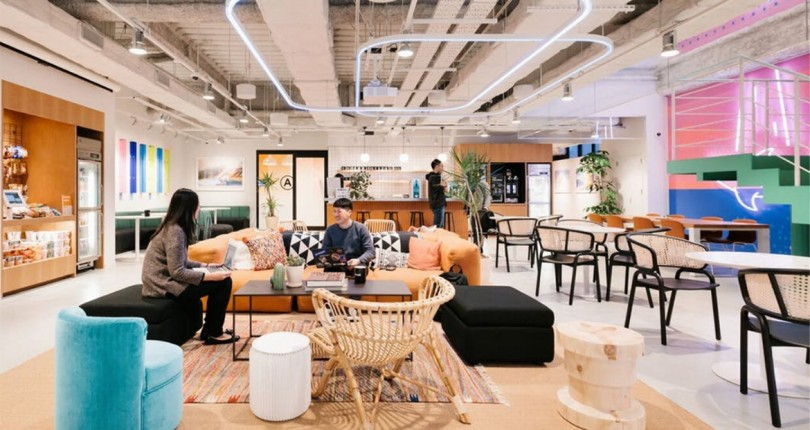 The Future of Co-Working Space