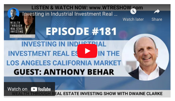 Investing in Industrial Investment Real Estate in the Los Angeles Market